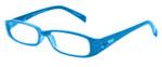 Artis Occhiali Bottero Designer Reading Glasses in Azur (Blue)