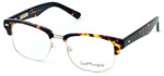 Ernest Hemingway Eyeglass Collection 4629 in Gloss Tortoise & Gold :: Custom Left & Right Lens
