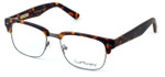 Ernest Hemingway Eyeglass Collection 4629 in Matte Tortoise & Gunmetal :: Custom Left & Right Lens