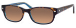 Eddie Bauer Reading Sunglasses 8212 in Tortoise Sapphire