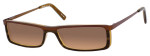 Eddie Bauer Reading Sunglasses 8243 in Brown