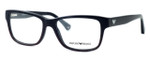Emporio Armani Designer Reading Glasses EA3051-5348 in Purple