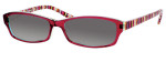 Eddie Bauer Reading Sunglasses 8245 in Claret