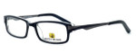 Body Glove BB120 Designer Eyeglasses in Black :: Custom Left & Right Lens