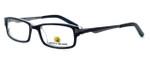 Body Glove BB120 Designer Eyeglasses in Black :: Rx Single Vision