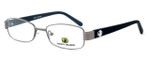 Body Glove BB119 Designer Reading Glasses in Gunmetal