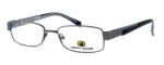 Body Glove BB121 Designer Reading Glasses in Gunmetal