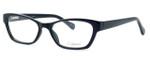 Enhance Optical Designer Eyeglasses 3903 in Black :: Progressive