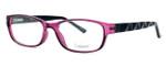 Enhance Optical Designer Eyeglasses 3959 in Purple-Black :: Progressive