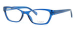Enhance Optical Designer Eyeglasses 3903 in Cobalt :: Rx Bi-Focal