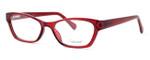 Enhance Optical Designer Reading Glasses 3903 in Burgundy