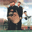 """Norman Rockwell Famous Artwork Cleaning Cloth """"Bottom Of The Sixth"""""""