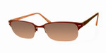 Dale Earnhardt, Jr. 6738 Designer Reading Sunglasses in Brown