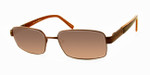 Dale Earnhardt, Jr. 6739 Designer Reading Sunglasses in Brown