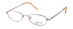 Calabria Kids Fit MetalFlex Designer Reading Glasses 1001 in Pink