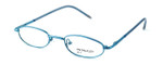 Calabria Kids Fit MetalFlex Designer Reading Glasses TT in Blue