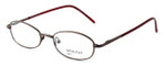 Calabria Kids Fit MetalFlex Designer Reading Glasses XX in Brown