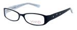 Calabria Optical Viv Kids Designer Reading Glasses 120 in Black