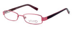 Calabria Viv Kids 117 Designer Reading Glasses in Wine
