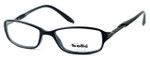 Bollé Designer Eyeglasses Elysee in Shiny Black 70130 52mm :: Rx Single Vision
