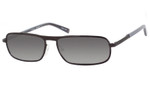Dale Earnhardt, Jr. 6760 Designer Reading Sunglasses in Gun-Metal