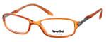 Bollé Designer Eyeglasses Elysee in Satin Cognac 70216 52mm :: Custom Left & Right Lens