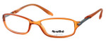 Bollé Designer Eyeglasses Elysee in Satin Cognac 70216 52mm :: Rx Bi-Focal