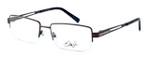 Dale Earnhardt, Jr. 6788 Designer Reading Glasses in Brown