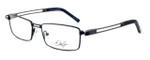 Dale Earnhardt, Jr. Eyeglass Collection 6782 in Black-Gunmetal :: Custom Left & Right Lens