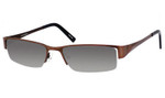 Dale Earnhardt, Jr. 6728 Designer Sunglasses in Brown