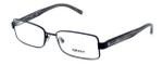 DKNY Donna Karan New York Designer Optical Eyeglasses DY5622-1004 in Matte Black :: Rx Bi-Focal