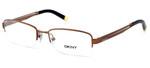 DKNY Donna Karan New York Designer Optical Eyeglasses DY5631-1192 in Matte Copper :: Rx Bi-Focal