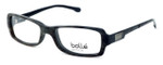 Bollé Bastia Designer Reading Glasses in Dark Demi Tortoise :: Custom Left & Right Lens