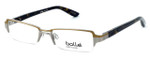 Bollé Designer Eyeglasses Cannes in Brass :: Progressive