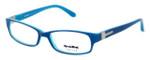 Bollé Deauville Designer Eyeglasses in Ocean Blue :: Rx Bi-Focal
