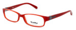 Bollé Deauville Designer Reading Glasses in Brick Red :: Custom Left & Right Lens