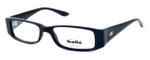 Bollé Louvres Designer Eyeglasses in Black :: Rx Single Vision