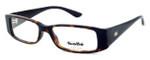 Bollé Louvres Designer Eyeglasses in Dark Demi Tortoise :: Custom Left & Right Lens
