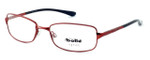 Bollé Voiron Designer Eyeglasses in in Red :: Rx Bi-Focal