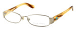 Ralph Lauren Designer Eyeglass Collection RL5058B-9101 in Gold :: Rx Bi-Focal