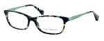 Emporio Armani Designer Eyeglasses EA3031-5227 53mm in Green Havana :: Rx Single Vision