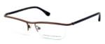 David Yurman Designer Eyeglasses DY043 in Brown (02)