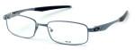 Oakley Optical Designer Eyeglasses Rudder in Satin Grey OX3171-0152 :: Progressive
