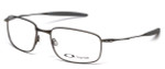 Oakley Optical Designer Reading Glasses Chieftain in Pewter OX5072-0155