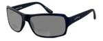 Orvis Henry's Fork Polarized Bi-Focal Reading Sunglasses in Matte-Black