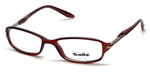 Bollé Designer Eyeglasses Elysee in Gloss Satin Cognac 70135 50mm :: Progressive