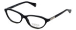 Coach Womens Designer Eyeglasses 'Maria' HC6046 in Black (5002) 50mm :: Custom Left & Right Lens