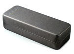 OGA Authentic Hard Eyeglass Case Medium Size in Silver