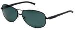 TAG Heuer Designer Polarized Sunglasses TH0884-311 in Black & Green
