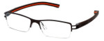 Tag Heuer Designer Reading Glasses TH7621-009 in Chocolate 53mm